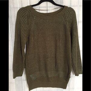 Zaraknit sweater